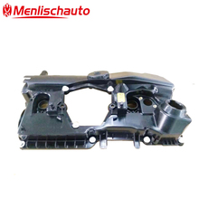 11128645888 Car Valve Cover for Germany CARS 3 Series 318 320 323 325 2005-2012 Valve Cover Exhaust Valve Cylinder Head Cover цена и фото