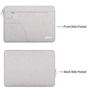 Image 3 - Сумка для ноутбука MOSISO, водонепроницаемая сумка на молнии для Lenovo 11 12 13 14 15 15,6 дюйма, чехол для MacBook Pro 13 15