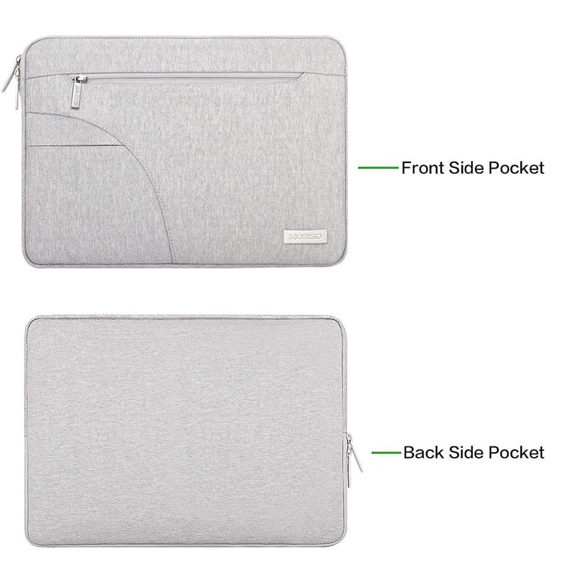 Image 3 - MOSISO новая сумка для ноутбука MacBook Pro 13 15 чехол водостойкий сумка для ноутбука для lenovo 11 12 13 14 15 15,6 дюймовая молния сумка-in Сумки и чехлы для ноутбука from Компьютер и офис