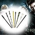 Regalos de halloween 1 Unids Harry Potter lord Voldemort Dumbledore Hermione cosplay magia tonos baguette brazo ES