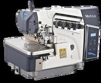 X2 высокое Скорость прямой привод оверлок швейная машина с автоматических режиме лифт 220 V