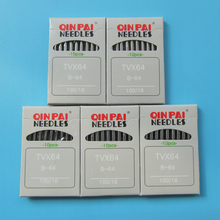 50 PCS Sewing Machine Needles B-64 #TVX64 100/16
