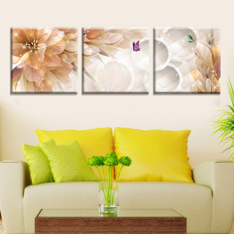 Modular Wall Art Picture On Canvas Wall Painting Print Decor ...