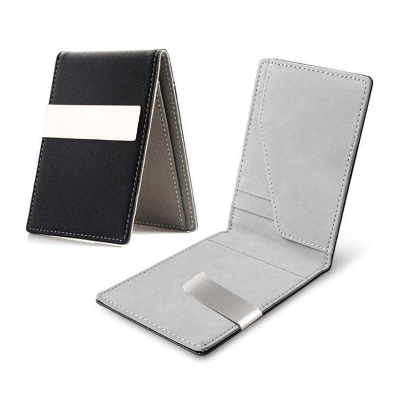 Desk Accessories & Organizer Business Card Holder Hand Push Case Bank Membership Card Package Metal Ultra Thin Aluminium Packaging Box Organizer Korea Style Profit Small Office & School Supplies