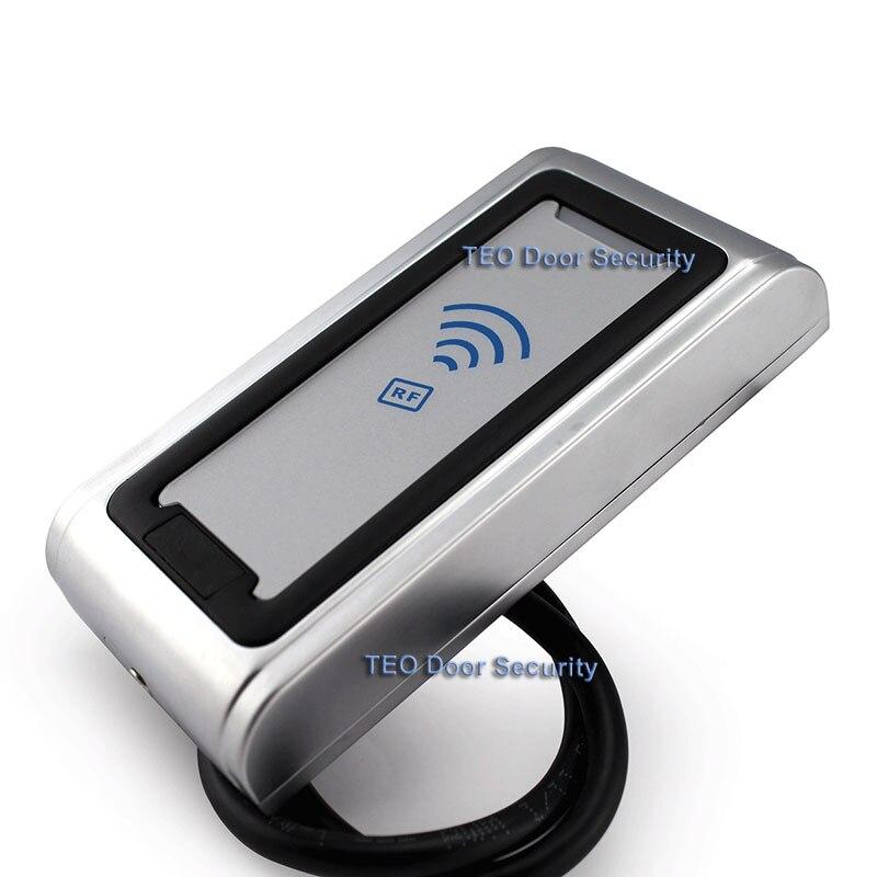 Lecteur RFID lecteur de carte de contrôle d'accès résistant aux intempéries IP68 WG26 lecteur rfid copieur rfid duplicateur rfid