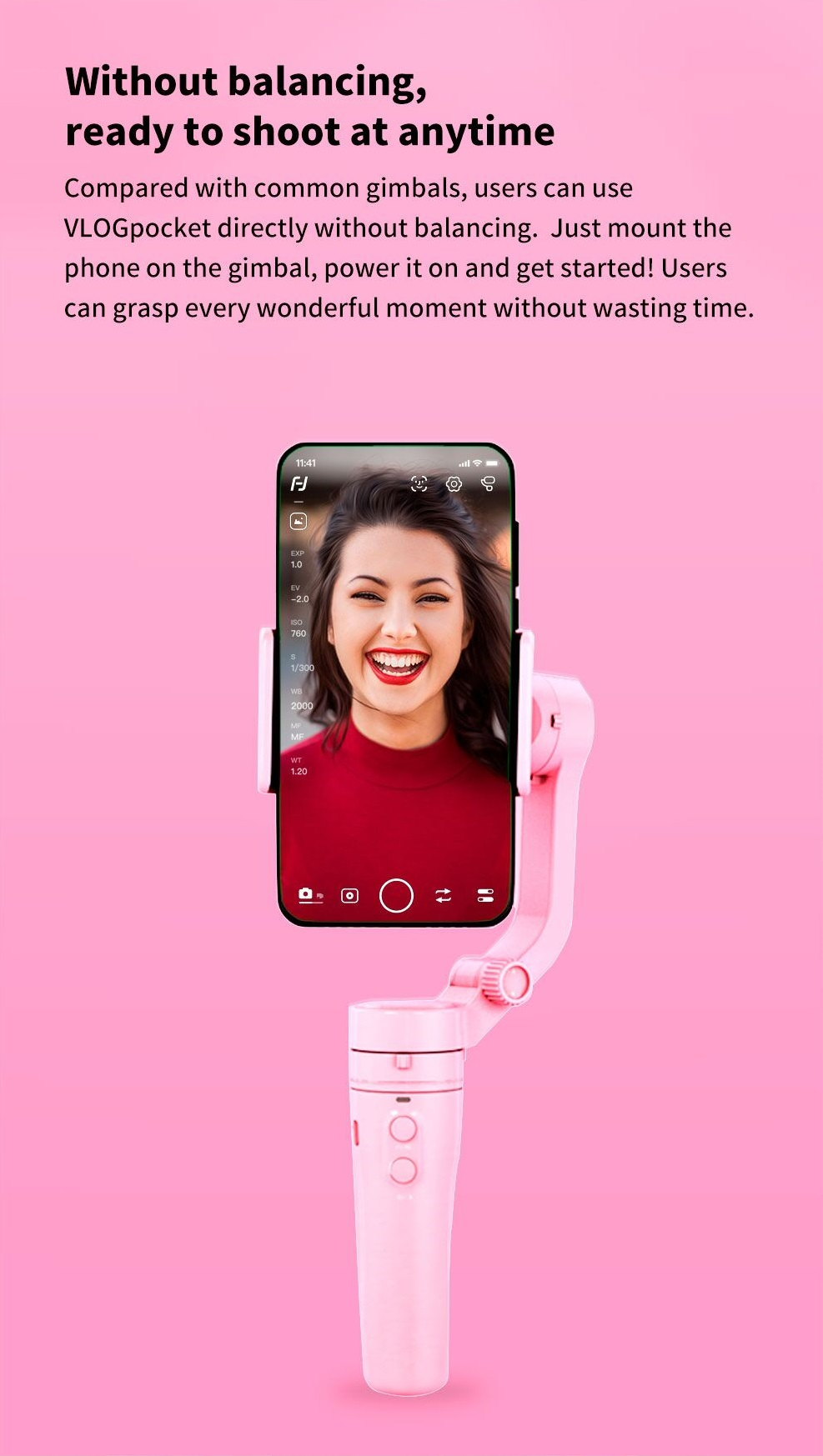 cardan smartphone estabilizador