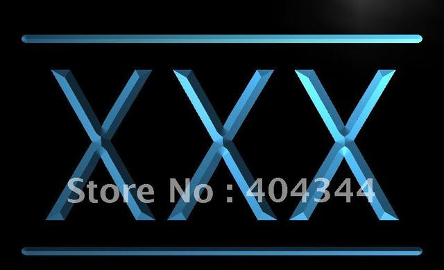 42de7a73b53 LB791- XXX Adult Rated Movie DVD Film LED Neon Light Sign home decor crafts