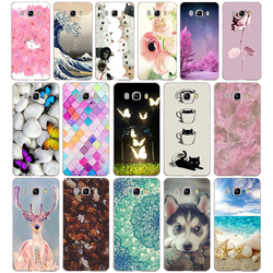 B Phone Case For Samsung Galaxy J5 4