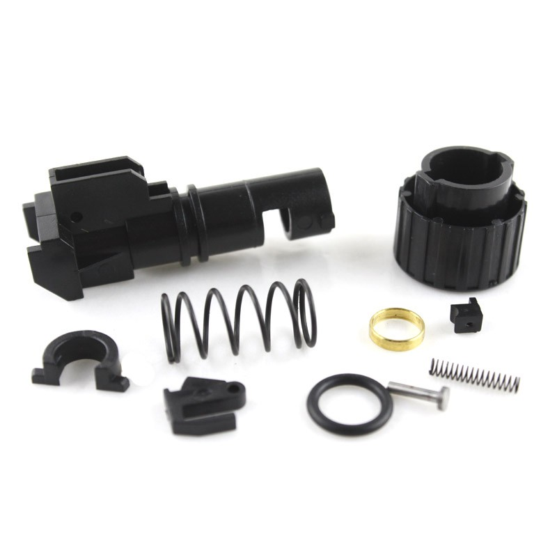 Candid Shs Reinforced Hop Up Chamber Set For G36 Free Shipping A Great Variety Of Models G36c Airsoft Gearbox Aeg