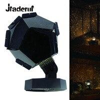 Jiaderui Novelty LED Planetarium Sky Star Celestial Projector Night Light Romantic Room Party Decoration Creative Popular
