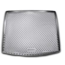 Коврик в багажник For KIA Sorento, 2009-2012, кросс. 7 мест, длин. (полиуретан)