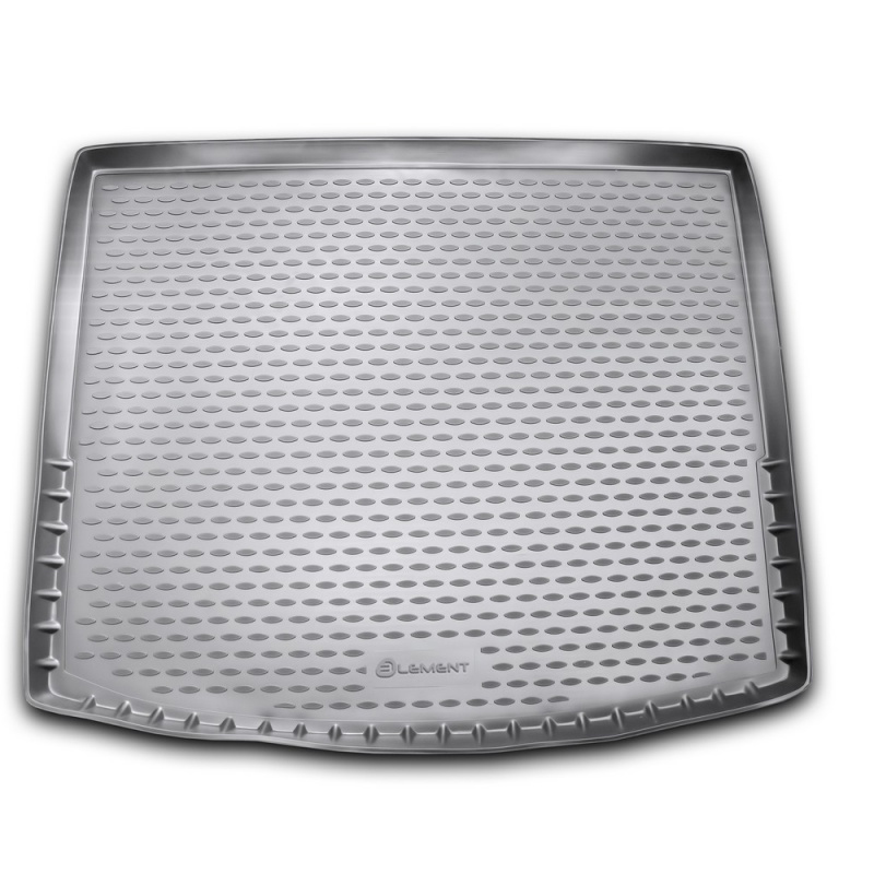 цена на Mat rear trunk lid cover trim For KIA Sorento, 2009-2012, cross. 7 seats, lengths. (polyurethane)