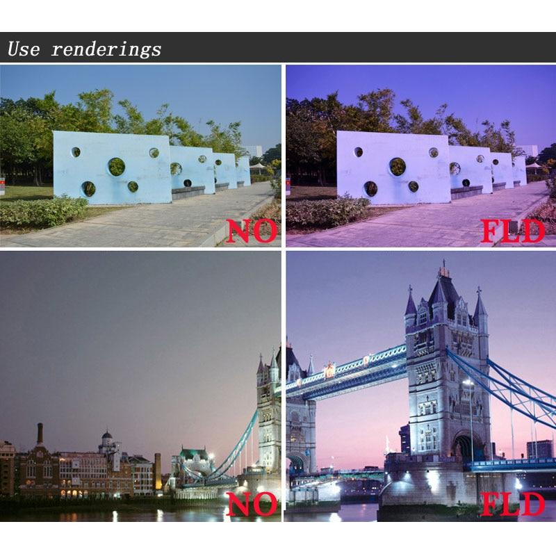 KnightX UV FLD cpl nd filter 67mm lins Set för kanon eos 600d 1200d - Kamera och foto - Foto 3