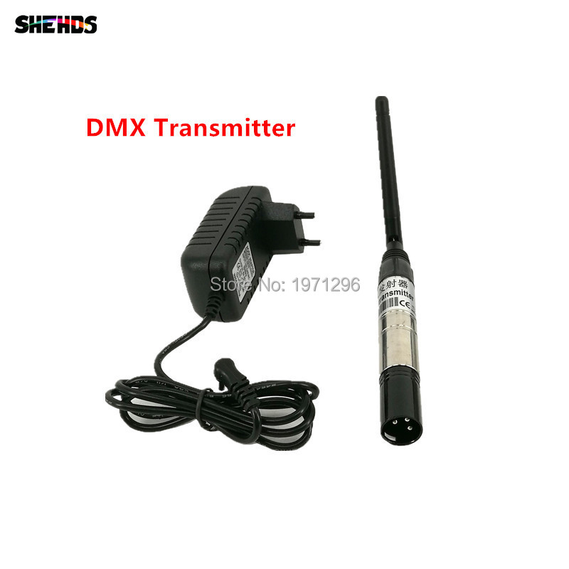 2017 NEW HOT DMX512 DMX Dfi DJ Wireless system Receiver or Transmitter 2.4G for LED Stage Light LED Light 300m Control new restaurant equipment wireless buzzer calling system 25pcs table bell with 4 waiter pager receiver