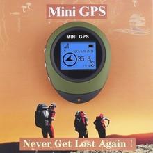 Mini font b GPS b font Tracker Tracking Device Travel Protable Keychain Locator Pathfinding Outdoor Sport