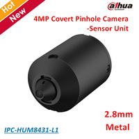 Dahua IPC HUM8431 L1 4MP Covert Pinhole Network Camera Sensor Unit 2 8mm Fixed Pinhole Lens