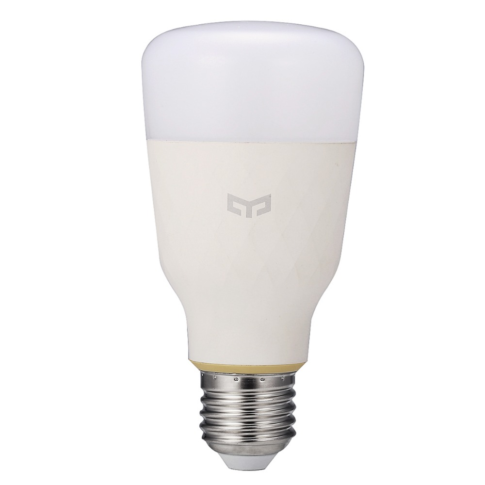 Original XIAOMI YEELIGHT 10W E27 LED Light WIFI Control Smart Light Bulb Warm White to Daywhite AC100-240V LED Buibs For Home