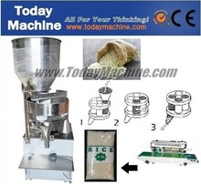 Semi automatic filler packaging machinery/plastic bottle/bag/tin can detergent/washing/protein/milk