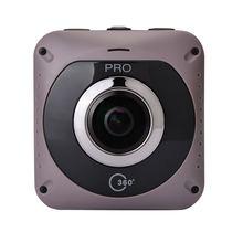 Новые виртуальной реальности два объектива Камера 360 градусов Pro Действие Камера F Wi-Fi с 220 градусов с двумя объективами Wi-Fi Цифровой Камера
