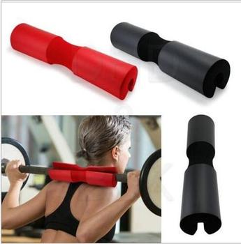 Whole Sale 50pcs lot Foam Padded Barbell Bar Cover Pad Squat Weight Lifting Shoulder Back Support