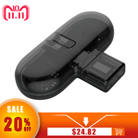 ALLOYSEED 1Pcs Wireless Bluetooth Earphone Receiver Type C Audio Transmitter Adapter Converter for Nintend Switch