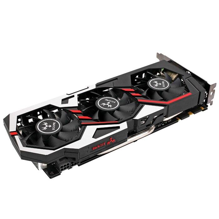 US $449 99 |Original Colorful IGame1070 U 8GD5 Top 256bit GDDR5 Graphics  Card GeForce GTX 1070 W HDMI/DVI/DP 1 4 Interface 3*8cm Large Fan-in  Graphics