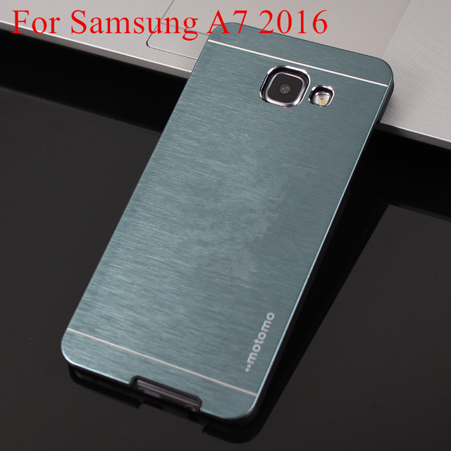 sports shoes 0462e f6981 US $2.29 |For Samsung A7 2016 Aluminum Metal Brush Hard Case Back Cover For  Samsung Galaxy A7 2016 A710F A710M A710Y on Aliexpress.com | Alibaba Group