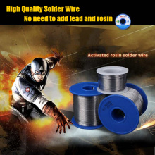 Tin lead Solder Core Rosin 0.5mm 500g with Flux Welding Soldering Wire Roll