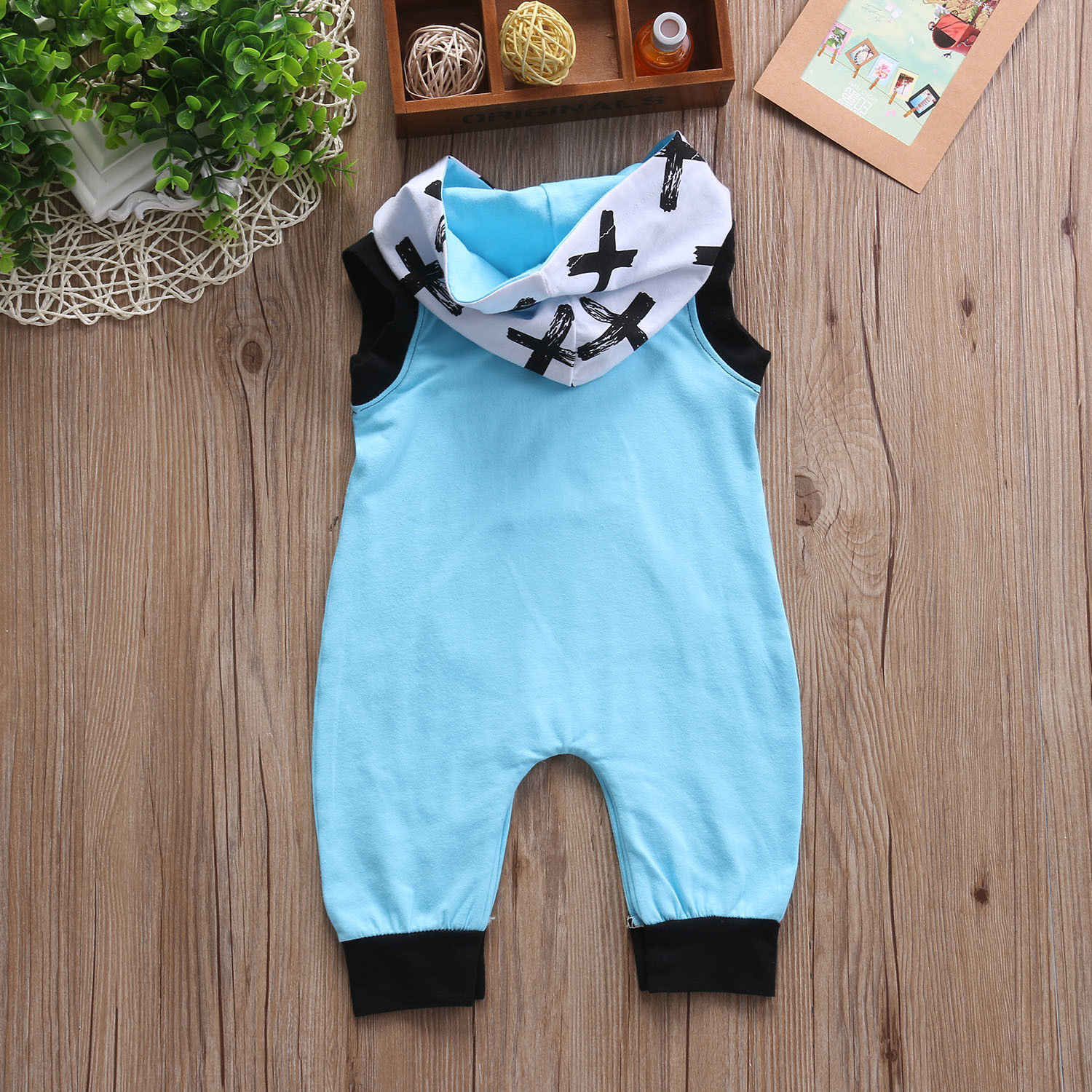 255d9e2f91ac Detail Feedback Questions about Newborn Baby Boys Romper Sleeveless ...
