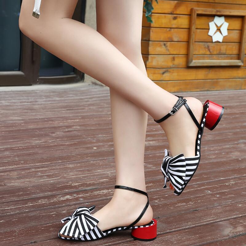 Sexo Libre Moda Pisos Sandalias Tie Arco azul Flip Zapatos De Casual Flop L116 Mujeres Siketu Del Envío Planos 1 Verano SASBqv
