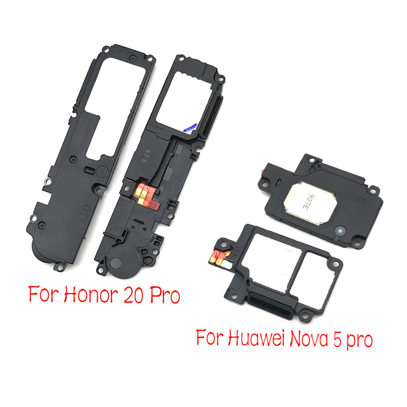 New  Buzzer Ringer Loud Speaker Loudspeaker Flex Cable Ribbon For Huawei Nova 5 Honor 20 Pro Replacement Parts