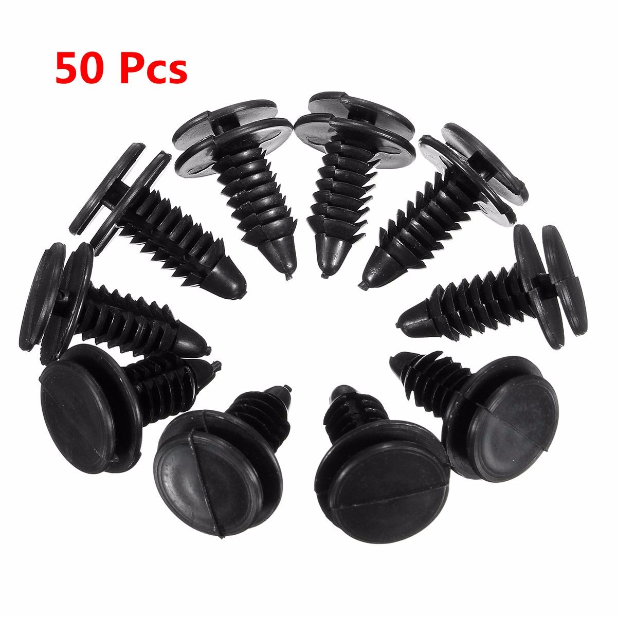 Š�50pcs Car Interior ��� Door Door Trim Panel Retainers Clip