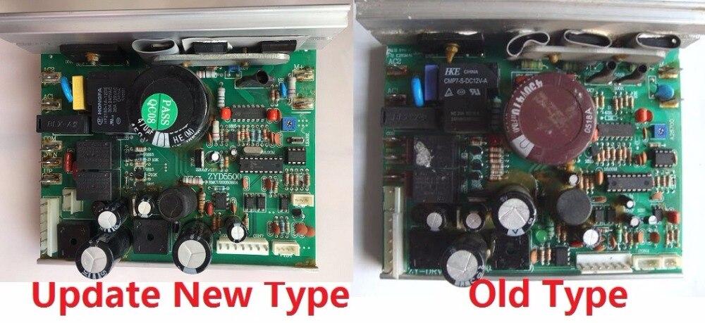 Free Shipping ZYD5500 Motor Controller SHUA treadmill SH 5511 motherboard control circuit board computer board control