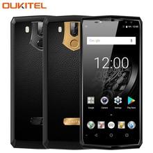 Original OUKITEL K10 Mobile Phone 6.0 inch 6GB RAM 64GB ROM MTK6763 Octa Core Android 7.0 Quad Cameras 11000mAh NFC Smartphone