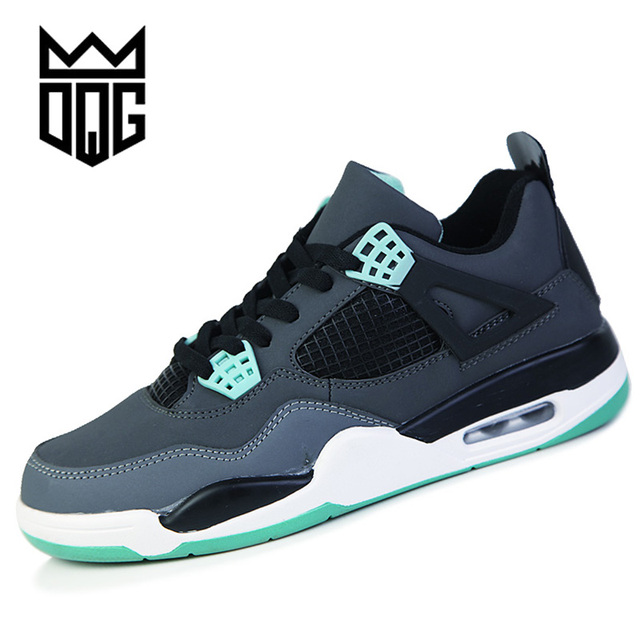 DQG Men and Women Basketball Shoes Breathable Jordan Shoes Men Basketball  Sport Shoes Autumn Outdoor basket 34a6afeb7