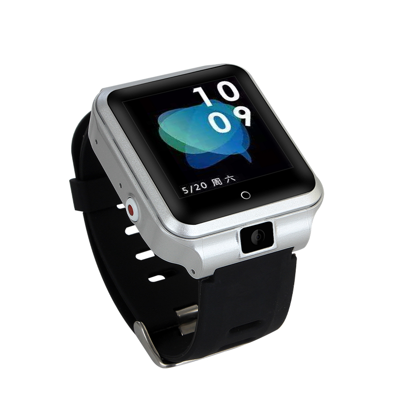 Relógio de Pulso Sim Wifi Gps Câmera Dual