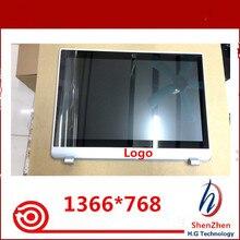 Nouveau IPS ordinateur portable écran LCD écran tactile numériseur panneau de verre assemblée + lunette B116XAN03.2 pour Acer Aspire V5-122P série MS2377