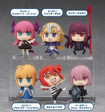 Fate/Grand Order: Learning with Manga! Order Collectible Figure (Pack of 6)