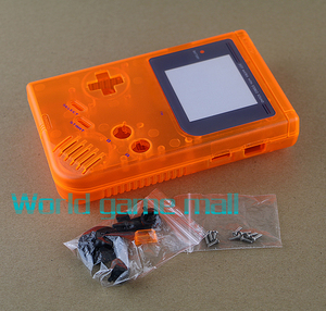 Image 2 - New replacement full set housing for game boy GB shell case for GBO DMG