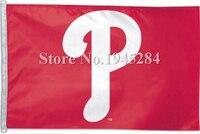 MLB Philadelphia Phillies Flag New 3x5ft 90x150cm Polyester Flag Banner 7066 Free Shipping