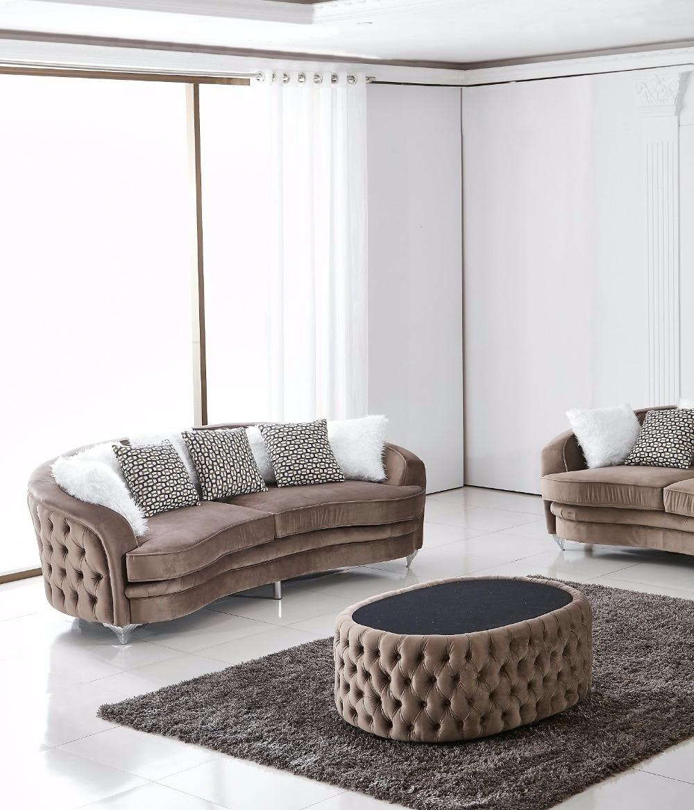 Us 1550 0 Velvet Chesterfield Sofa Design For Living Room Living Room Furniture Modern Sofa In Living Room Sofas From Furniture On Aliexpress