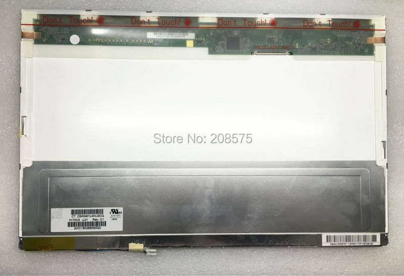 Free Shipping N170C3-L01 N170C3 L01 N170C3-L02 CCFL 30 PIN LCD Display Laptop Screen Panel кпб 220 91