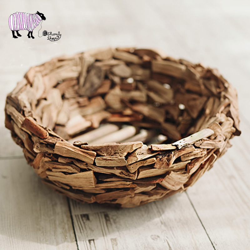 Newborn Baby Photography Wooden Basket Infant bebe fotografia Accessories Baby Photoshoot Handmade Solid Wood Basket Props newborn photography solid wood baskets props tiny baby picture photoshoot accessory infant photography studio fotografia props