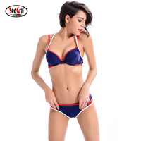 Sea Girl Sexy Women Bikini Set Push Up Padded Trikini Swimwear Bathing Suit Biquini Beachwear Swimming