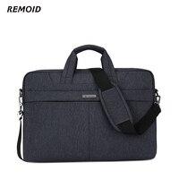 Remoid Laptop Bag 14 15 Nylon Airbag Shoulder Handbag Computer Bags Waterproof Messenger Women Men Notebook