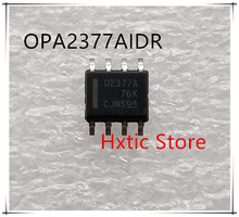 NEW 10PCS LOT OPA2377AIDR OPA2377A OPA2377 O2377A 02377A SOP 8 IC
