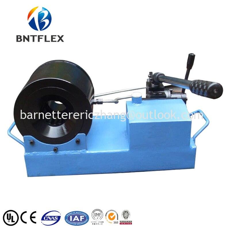 1/4 to 1 hand simple small portable press brake