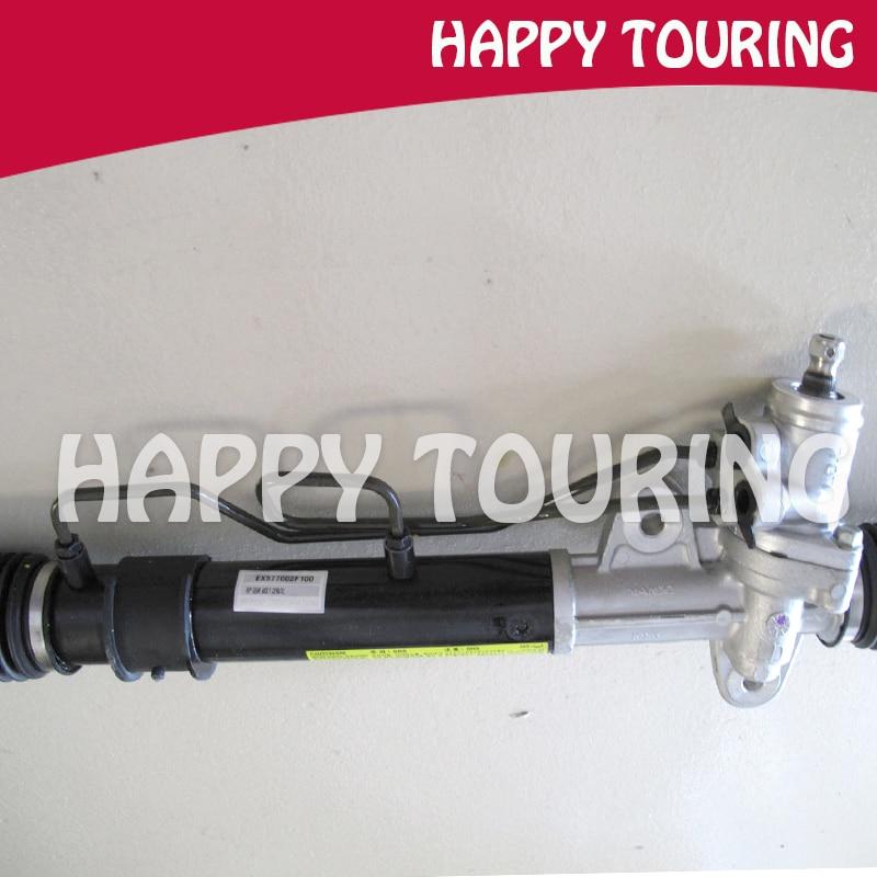 258-2005-2009 Kia Spectra Hydraulic Power Steering Rack and Pinion