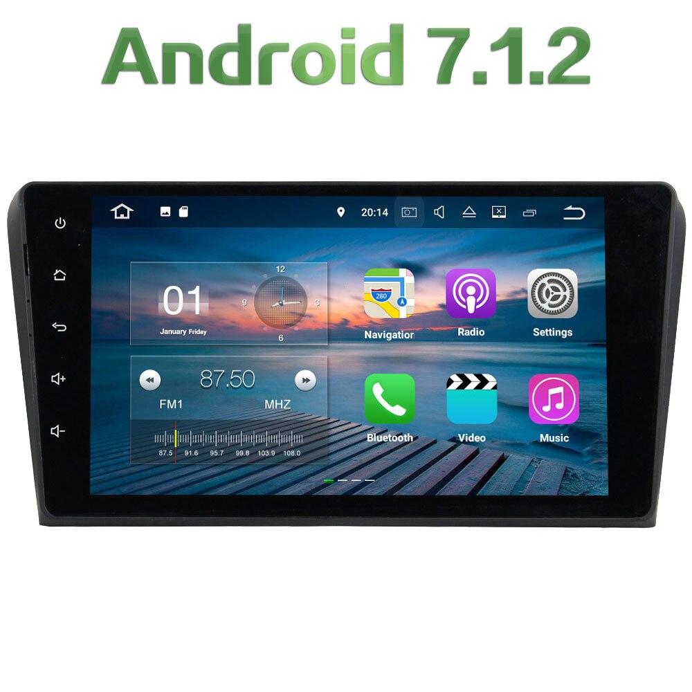2GB RAM 2 Din Android 7 1 2 Quad core font b Bluetooth b font 4G