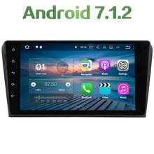 2GB RAM 2 Din Android 7.1.2 Quad core Bluetooth 4G LTE WIFI Car multimedia player For Mazda 3 2004 2005 2006 2007 2008 2009